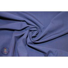 Silikon Popeline*Jeansblau