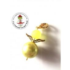 Schutzengel lime-gold
