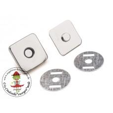 Magnetverschluss 18 mm x 18 mm