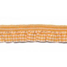 Vichy Rüsche orange