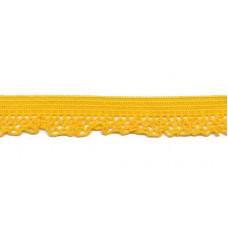 Ziergummi gelb