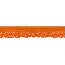 Ziergummi orange
