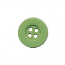 Knopf Oliv 15 mm*8 Stück