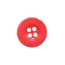 Knopf Rot 15 mm*8 Stück