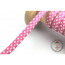 Polkadots Paspelband Pink