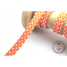 Polkadots Paspelband Orange
