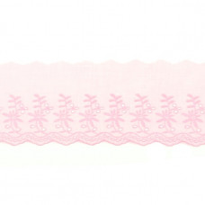 BW Wäschespitze Belle Fleur 90 mm ♥ Rosa