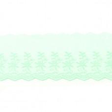 BW Wäschespitze Belle Fleur 90 mm ♥ Mint