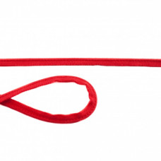 Elastisches Jersey Paspelband * Rot