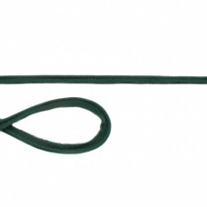 Elastisches Jersey Paspelband * Dunkelgrün