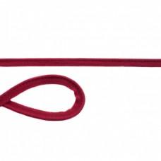 Elastisches Jersey Paspelband * Bordeaux