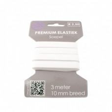 Premium Gummiband * 10 mm * 3 m