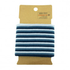 Cuff Multi Stripe * Blau