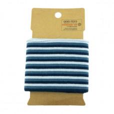 Cuff Multi Stripe * Blau