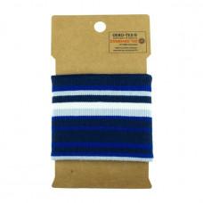 Cuff Multi Stripe * Kobalt
