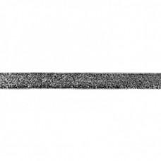 Glitzerband Dunkelgrau 25 mm