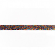 15 mm Glitzerband Rainbow