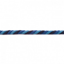 Mega XL Kordel  3-farbig*Kobalt*Blau*Jeans