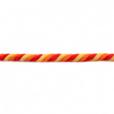 Mega XL Kordel  3-farbig*Orange*Rot*Gelb