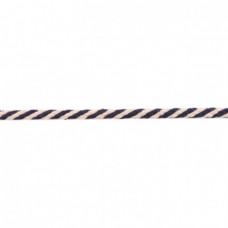 Kordel 2 farbig*Dunkelblau*8 mm