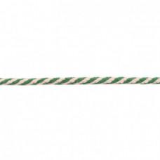 Kordel 2 farbig*Grün*8 mm