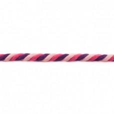 XL Kordel  3-farbig*Rosa*Lila*Fuchsia