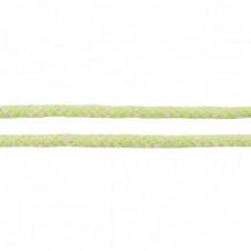 Baumwoll Kordel ♥ 10 mm ♥ Netzdesign Lime