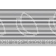 BIPP Design® * Ringel Baumwoll Jersey * Shirley * Dark Grey