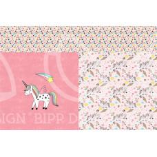 Paneel Una * Pink * BIPP Design®