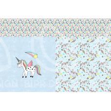 Paneel Una * Hellblau * BIPP Design®