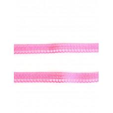 Klöppelspitze Pink 1cm breit