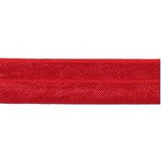 Elastisches Einfassband*Falzgummi rot