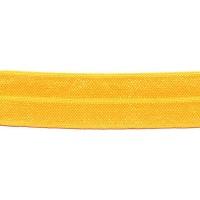 Elastisches Einfassband*Falzgummi gelb