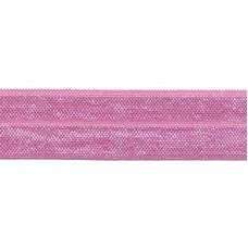 Elastisches Einfassband*Falzgummi rosa