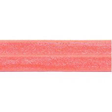 Elastisches Einfassband*Falzgummi peach