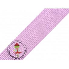 Gurtband Flieder 30 mm