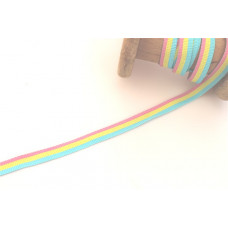 Ripsband*Grosgrainband Unicorn gestreift
