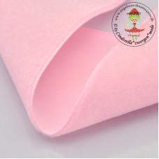 Samtband 10 mm Pearl Pink*3 m