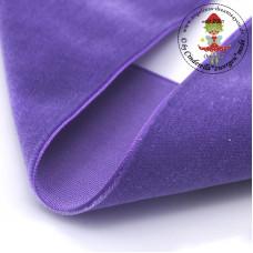 Samtband 10 mm Purple*3 m