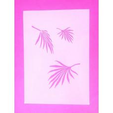 Palmenblatt 1., A 4