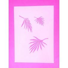Palmenblatt 1, A 5
