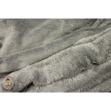 Wellnessfleece*Grau