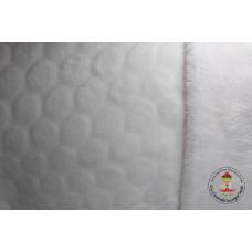 Cherry Flanell Fleece*Weiß