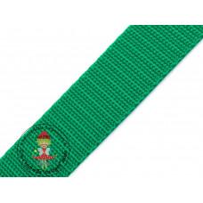 Gurtband Grün 30 mm