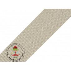 Gurtband Beige 40 mm