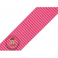 Gurtband Pink 40 mm