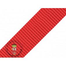 Gurtband Rot 40 mm
