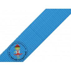 Gurtband Aqua 30 mm