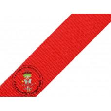 Gurtband Rot 30 mm
