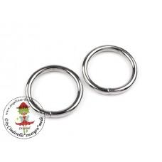 O-Ring, Metallring Ø25 mm, 2 Stück